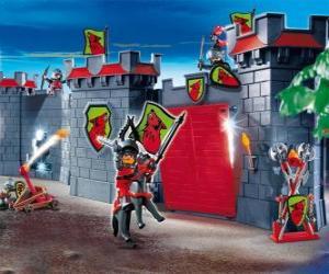 Puzle Playmobil Castelo