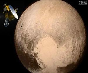 Puzle Plutão e New Horizons