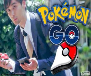 Puzle Pokémon GO Plus