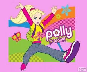 Puzle Polly, a estrela de Polly Pocket