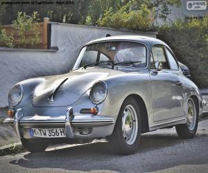 Puzle Porsche 356 C