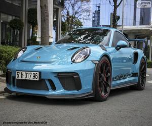 Puzle Porsche 911 GT3 RS
