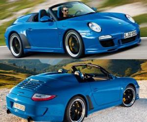 Puzle Porsche 911 Speedster
