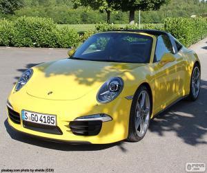 Puzle Porsche 911 Targa 4