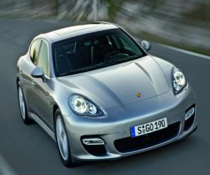 Puzle Porsche Panamera (2010)