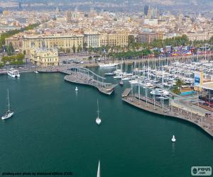 Puzle Port Vell, Barcelona