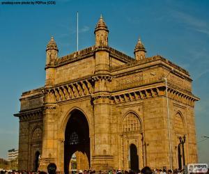 Puzle Portal da Índia, Bombaim