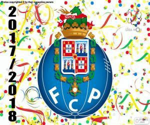 Puzle Porto, Primeira Liga 2017-18