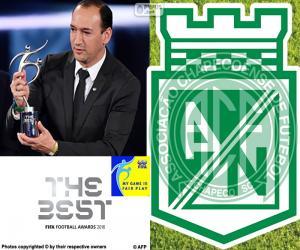 Puzle Prêmio FIFA Fair Play 2016