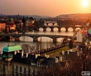 Puzle Praga, República Checa