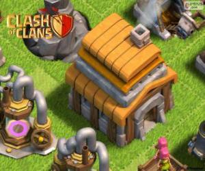 Puzle Prefeitura 5, Clash of Clans