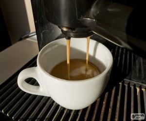 Puzle Preparar um bom café