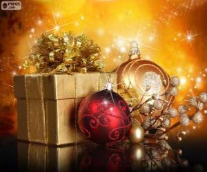 Puzle Presente de Natal