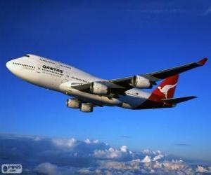 Puzle Qantas Airlines é uma companhia aérea australiana