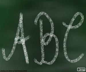 Puzle Quadro-negro, ABC