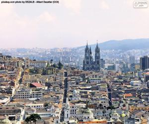 Puzle Quito, Equador