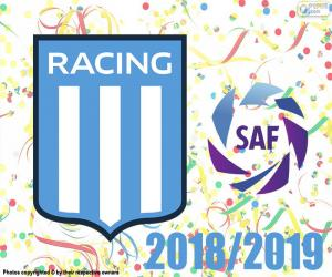 Puzle Racing Club, campeão 2018-2019