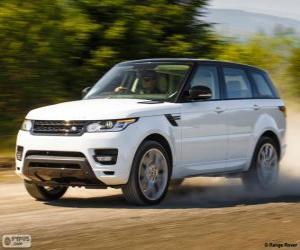 Puzle Range Rover Sport, 2014