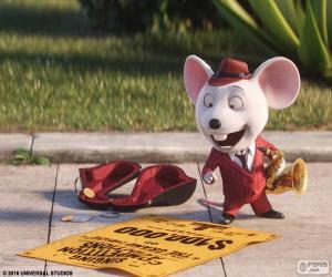 Puzle Rato de Mike