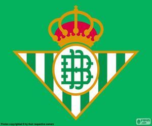 Puzle Real Betis emblema