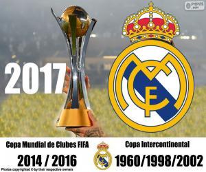 Puzle Real Madrid Copa FIFA 2017
