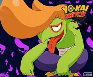 Puzle Rebelcebu, Yo-Kai Watch