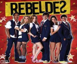Puzle Rebeldes, 2011