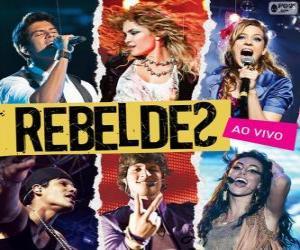 Puzle RebeldeS - Ao vivo, 2012