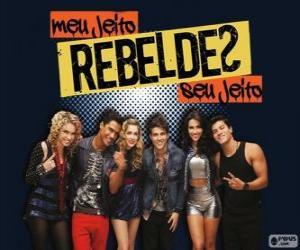 Puzle RebeldeS, Meu Jeito, Seu Jeito, 2012