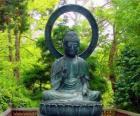 Gautama Buda sentado