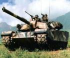 Carro de combate o tanque de guerra