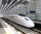 Trem de alta velocidade do Japão (Shinkansen)