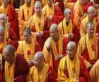 Monges budistas
