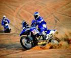 Moto de Dakar