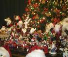 Enfeites do Natal