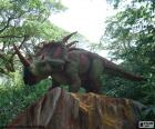 Dinossauro triceratops