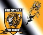 Escudo de Hull City A.F.C.