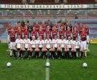 Plantel de Burnley F.C 2008-09