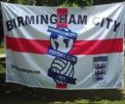Bandeira de Birmingham City F.C.