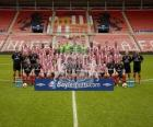 Plantel de Sunderland A.F.C. 2008-09