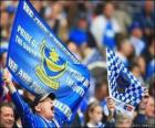 Bandeira de Portsmouth F.C.