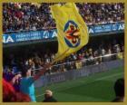 Bandeira de Villarreal C.F.