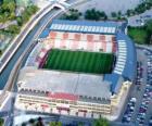 Estádio de Real Sporting de Gijón - El Molinón -
