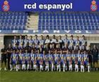 Plantel de R.C.D. Espanyol 2008-09