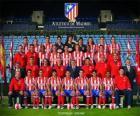 Plantel de Atlético de Madrid 2008-09