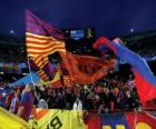 F. C. Barcelona bandeira
