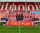 Plantel de Stoke City F.C. 2008-09