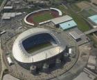 Estádio de Manchester City F.C. - City of Manchester Stadium -