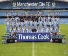 Plantel de Manchester City F.C. 2007-08