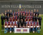 Plantel de Aston Villa F.C. 2009-10